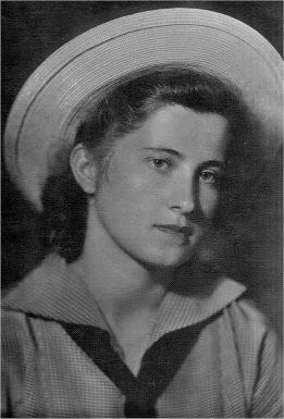 Маринович Людмила Петровна Фото 1953 г.